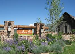 steamboat springs luxury homes marabou sign marabou ranch