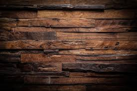and rustic wood backdrop