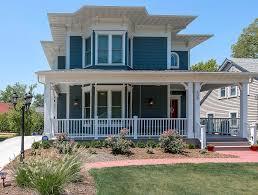 italianate home built by hibbs homes in kirkwood mo american