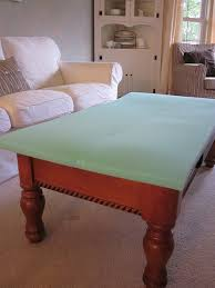 diy tutorial coffee table into upholstered ottoman cocktail table
