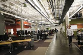 7 pros and cons of creating an open workspace at your office facebook headquarters