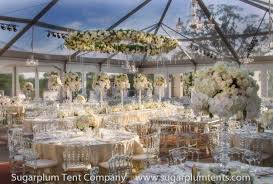 clear wedding tent sugarplum tent company galleries