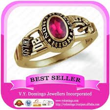 best class rings images Vy domingo highly polish custom class rings design name low moq jpg