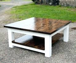 outdoor wood coffee table outdoor coffee table with storage build your own coffee table with