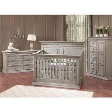 baby cache vienna 4 in 1 convertible crib ash gray baby cache