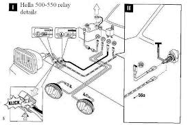 hella fog lights wiring diagram with relay relay wiring diagram