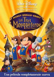 Los Tres Mosqueteros (2004)