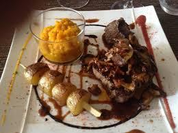 la cuisine d agnes steak saignant potato mash as well picture of