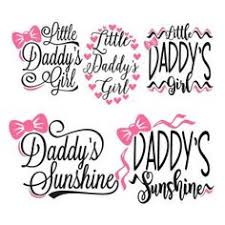 daddys princess svg girls shirt svg crown svg daddys cut