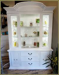 Small White Corner Cabinet by White Corner Curio Cabinet Furniture Roselawnlutheran