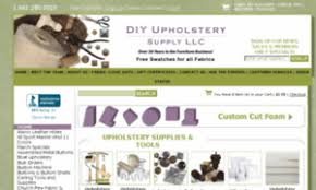 Diy Foam Upholstery Supplies Diy Upholstery Supply Reviews Do It Your Self