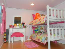 Dollhouse Bed For Girls by American Doll Play Amazing American Doll House