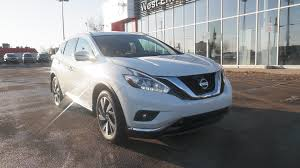 2017 nissan murano platinum white 2016 nissan murano review west end nissan edmonton
