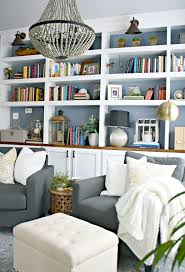 family room design layout small tv wall cabinet simple white