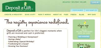 what is a gift registry for wedding 6 excellent wedding registry websites