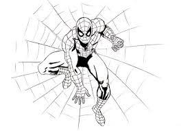 draw spiderman draw eye