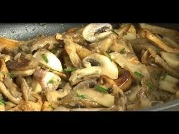 comment cuisiner les cepes frais technique de cuisine cuire des chignons