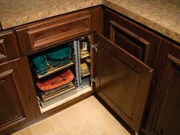 organizer for corner kitchen cabinet blind base corner micka cabinets