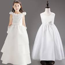childrens wedding dresses 2017 2017 korean children s wedding dresses flower dresses