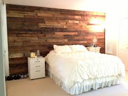 the pallet wall in our master bedroom we made it with pallets the pallet wall in our master bedroom we made it with pallets from wente vineyards