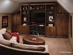 Media Room Built In Cabinets - home entertainment centers colorado space solutions