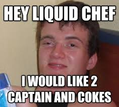 Funny Bartender Memes - my friend said this to a bartender last night he wasnt wrong