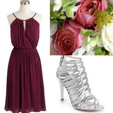 fall winter bridesmaid dresses style inspiration and design by