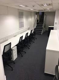 basement office conversion in london wave office ltd