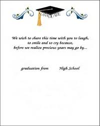 graduation thank you card graduation thank you card template template
