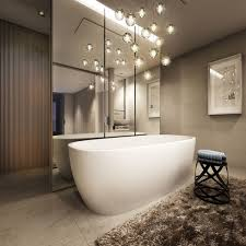 bathroom pendant lighting ideas sensational pendant lights in stunning bathrooms that you to