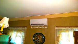mitsubishi ductless mini split installation in chicago furnace