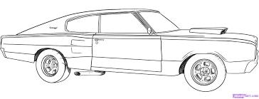 lamborghini aventador drawing outline how to draw a sketch of a car dolgular com