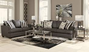stylish living room chairs levon charcoal living room set from ashley 73403 coleman furniture