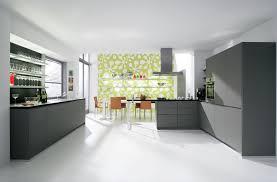 cuisine grise anthracite cuisine design laquée mate gris anthracite