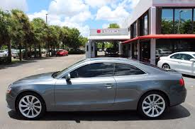 audi a5 coupe used 2014 used audi a5 2 0t premium plus at miami car credit llc