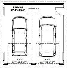 2 car garage sq ft 24x24 2 car garage 24x24g1 576 sq ft excellent two car garage prices