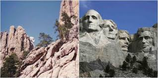 mount rushmore secret chamber behind mount rushmore there is a titanium vault called the hall of