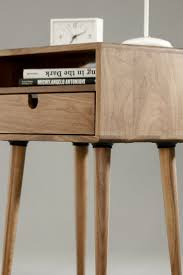 best 25 walnut bedside table ideas on pinterest side tables