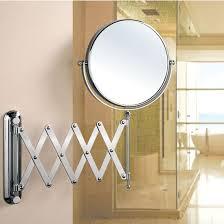 Bathroom Swivel Mirror Ei Mw 104 Wall Mount 360 Swivel Cosmetic Mirror 8