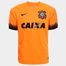 Favorito Camisa Corinthians III 15/16 s/nº - Torcedor Nike Masculina  &FG22