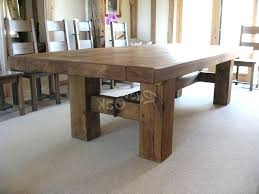 rustic solid wood dining table solid wood dining table rustic rustic dining chairs enchanting large