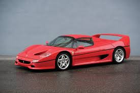 1995 f50 price 1995 f50 values hagerty valuation tool