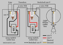electrical switch wiring diagrams
