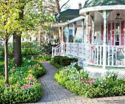 welcoming front yard flower garden ideas better homes and