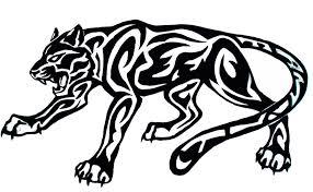 25 tribal jaguar tattoo designs