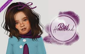 toddler hair accessories hair accessories sims 4 nexus