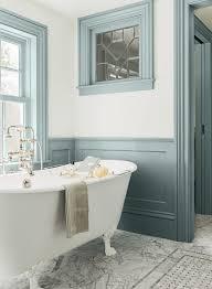Salle De Bain Bleu Et Blanc by Beau Carrelage Salle De Bain Bleu Turquoise 10 Bain Coloree