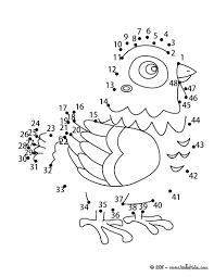 dot coloring pages easter dot to dot coloring pages hellokids com