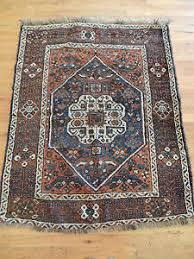 4x4 Area Rugs Antique Shiraz Wool Square 4x4 Area Rug Ralph