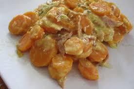 cuisiner les carottes recette de carottes vapeur à la carbonara